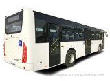 2017 Nuevo Motor Diesel delantera del cuerpo de autobuses urbanos SLK6129f
