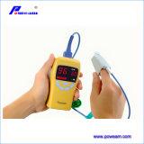 SpO2, oxímetro do pulso do oxigênio do sangue do monitor do fotorreceptor