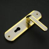Chapa de ferro pega de alumínio fechadura de porta (F904-L95)