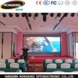 HD P2.5 P10 Miet-LED-Bildschirmanzeige mit Druckguss-Schrank LED-Schaukasten
