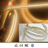 ce RoHS de lumière de bande de l'intense luminosité DEL de 240LEDs/M 3528SMD Highpower& reconnu