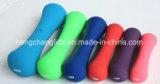 La couleur de l'os d'haltères en PVC haltère néoprène haltère de forme