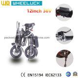 [س] كثير شعبيّة بالغ مصغّرة طيّ دراجة كهربائيّة