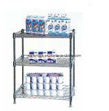 3 уровней K/D металлические стальные кухонные полки для установки в стойку для хранения (PC-B1022)