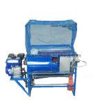 La Chine de l'essence de fournisseur d'un mini portable de la machine du batteur de riz paddy batteuse