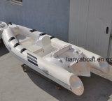 Liya 3,8 millions de petits bateaux gonflables Mode PRF Bateau en caoutchouc