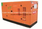 Комплект генератора GF3/500kw Weiman тепловозный с звукоизоляционным