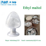 Ethyl Maltolの粉CAS: 4940-11-8本質の食糧のための食糧味