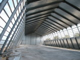 강철 작업장 창고를 위한 SGS 승인되는 쉬운 임명 Prefabricated 집