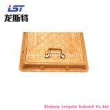 Zusammengesetzter Einsteigeloch-Deckel-Quadrat-Typ