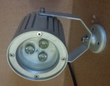 IP65 Punkt-Licht der Aluminiumlegierung-LED für Stadt-Ablichtung (SLS-22)