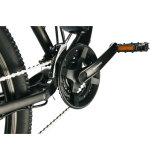 bicicleta eléctrica engranada ligera del motor del eje de 36V 350W
