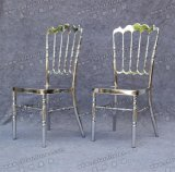 جديدة أسلوب صاحب مصنع قابل للتراكم فضة كروم عرس فينيكس [نبوليون] [شفري] كرسي تثبيت لأنّ مأدبة وفندق ([يك-09ك])