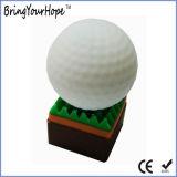 Design de uma bola de golfe Pen Drive USB (XH-USB-113)