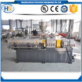 De tweeling Machine van de Extruder van de Granulator van de Schroef LDPE/HDPE/PP/PE/PA Mini