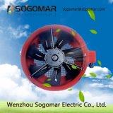De diámetro 250 mm de Control de frecuencia de los ventiladores de 380VCA para fábrica Industrial