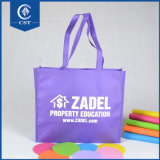 La fábrica suministra directo el bolso no tejido respirable de la tela para las compras