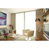 중국 판매 (KL TF 0023)를 위한 주문 단단한 나무 W 호텔 침실 가구