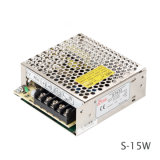 S-15-12 세륨 증명서 좋은 품질, 12V DC 변압기 15W 스위치 전력 공급에 220V AC