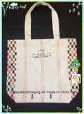 Migliore sacchetto di viaggio di vendita della tela di canapa del Tote della tela di canapa del cotone dei prodotti