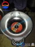Cabeça galvanizado Pan para a África