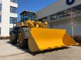 熱い販売5トンの新しい中国のフォークリフトの車輪のローダーの価格