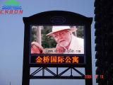 P6 Placa de sinalização de LED de exterior / Sinal de Tela de LED / Painel de publicidade com certificado CE, FCC