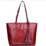 Borsa di modo delle quattro di colori della signora frizione del sacchetto dell'imbracatura di Tote donne del sacchetto