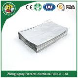 Высококачественных тканей из алюминиевой фольги бумаги для пакета