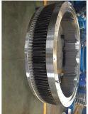 1045の1025年の炭素鋼の螺旋形のリングギヤ大きいサイズ