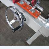 Engranzamento do frame de impressão da tela de seda que estica a máquina