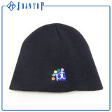 Venda por grosso de logotipo Bordado Personalizado pompom party Beanie Hat