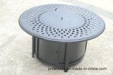 Mobília popular do poço do incêndio do jardim do alumínio de molde