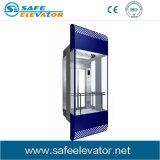 Elevatore facente un giro turistico di osservazione di vetro laminato di Vvvf