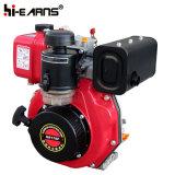motor diesel 6HP con el eje de la tira ofrecido con Rotavator (HR178F)