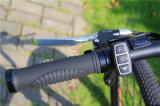 Bike горы e переднего и заднего подвеса складной