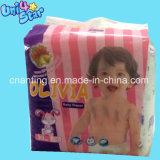 Soem-Eigenmarkefujian-Fabrik-Qualitäts-Baby-Windeln