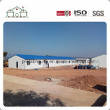 Office/Shelter/Workers Camp로 낮은 Cost Steel Structure Sandwich Prefab Building