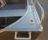 2-7 ferryboat de alumínio V da casca profunda do Mens para a venda