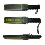 Scanner portable de la sécurité du détecteur de métal
