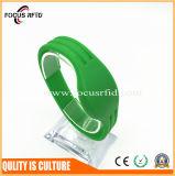 Wristband силикона NXP MIFARE классицистический 4K RFID с печатание логоса для подарка и промотирования