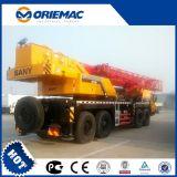Sany 25 톤 조종사 통제 트럭 기중기 Stc250h