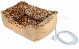 Leopard Snuggle печатной платы удобные кровати с подогревом для ПЭТ