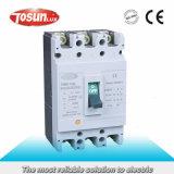 Отлитый в форму Tsm2-E автомат защити цепи случая с предохранением от MCCB утечки земли