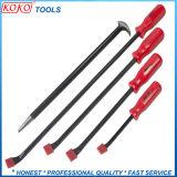 tenditore di chiodo stabilito 4PCS e bastone a leva rotondo del chiodo della leva nell'insieme
