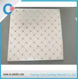595mm, потолок квадрата плитки потолка PVC 603mm нутряной декоративный