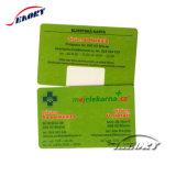 Подгонянная карточка обломока IC контакта карточки IC печатание франтовская