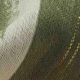 Algodão tecido jacquard do poliéster para o vestuário da saia do revestimento de vestido da mulher