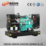 Cummins Engine를 가진 유형 250kw 전력 디젤 엔진 발전기를 여십시오