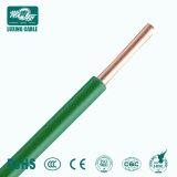 Tensão baixa BT 450/750V Cabo de Fio de cobre sólido de PVC